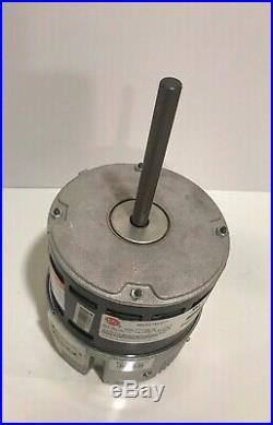 US Motors 1/2 HP 1200 RPM Furnace Blower Motor Model M055PWDBD-0441