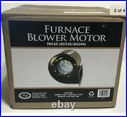 US Stove Company 80594 80230 FB550 Furnace Blower Motor 550 CFM Replacement