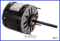 Universal Fan Furnace Blower Motor 3/4-1/5 HP 1075 RPM 4 Speed 115 Volt FDL6002A