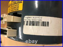 Used Genteq 5SME39HL 0252 Furnace Blower Motor 1/2HP 120/240 Volt 60/50 HZ 1PH