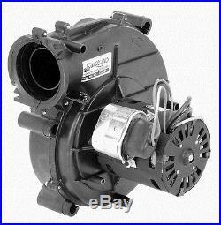 York 024-27641-000 Furnace Draft Inducer Flue Gas Blower Fan + Motor 115V 1/25HP